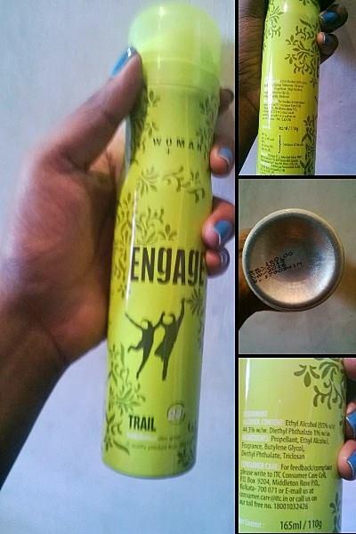 Engage Deodorants