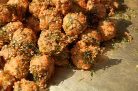 Pakoda - Source Wikipedia