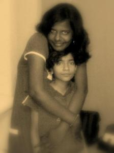 Me & My Baby Doll - An old click though! :P