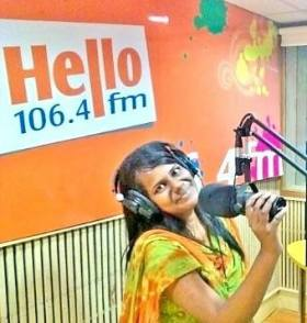 The Crazy Me - On Air :P :D