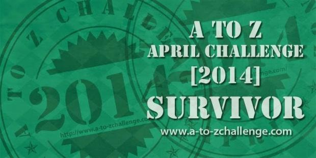 survivor-atoz [2014]