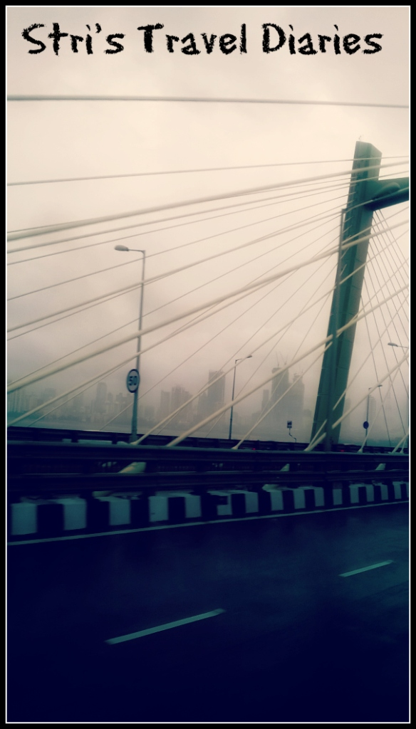 The Epic Bandra-Worli Sea Link!